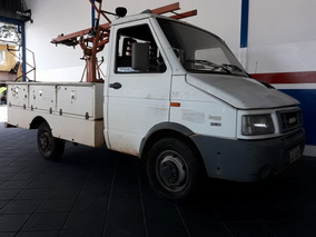 Iveco Daily 3510 Chassis (camionte) Livre De Rodisio.