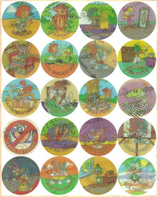 Tazos Tiny Toon 1997 Magic Tazos (coleção Completa)