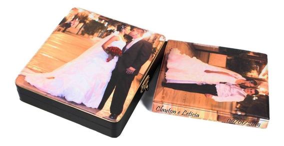 Álbum Fotografia 100 Fotos 20x25 Casamento Personalizado