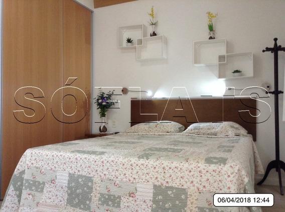 Quality Faria Lima - Flat Em Pinheiros (11) 3059-0846