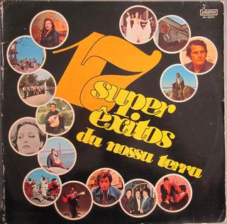 Lp 17 Super Êxitos Da Nossa Terra Música Portuguesa