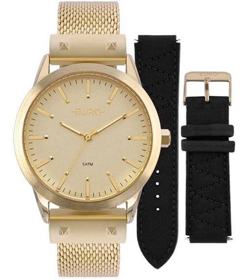 Relógio Euro Feminino Eu2035yok/4d