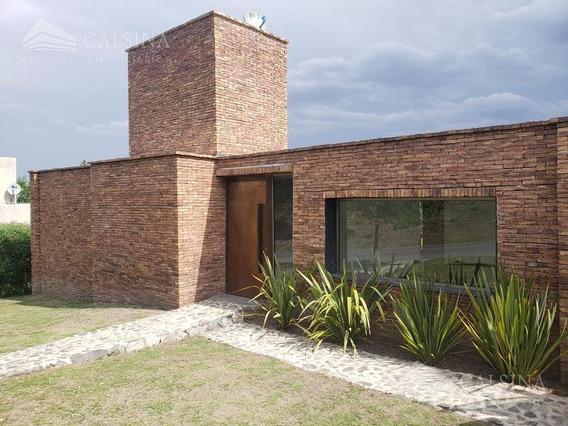 Estancia Q2 - Mendiolaza - Córdoba - Casa En Venta 3 Dor.