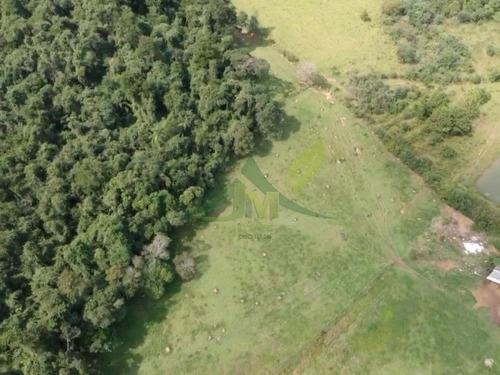 Imagem 1 de 15 de Belissíma Área À Venda Em Atibaia Com Excelente Localização - 1020