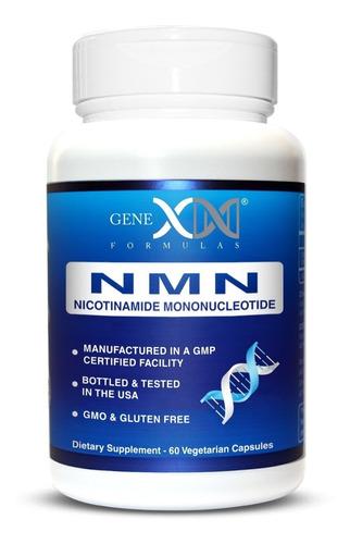 Nmn Nicotinamide Mononucleotide 250mg Longevidade