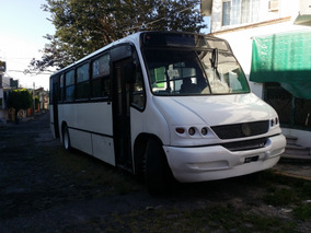 Autobus Mercedes Boxer Microbus Camion Colectivo 2009