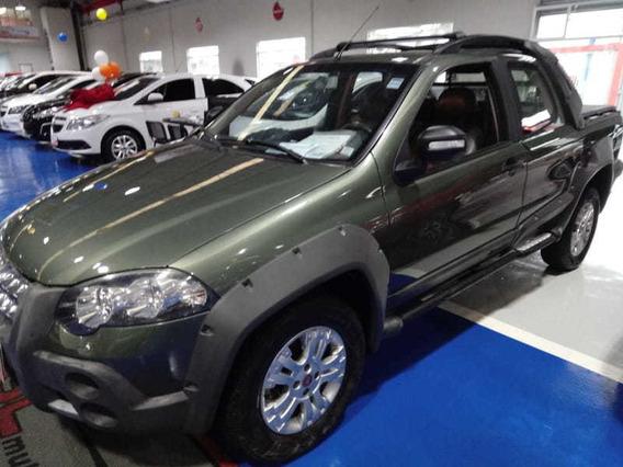Fiat Strada Adventure Cabine Dupla 1.8 16v Flex 2p 2012
