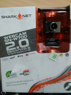 Web Cam 2.0 Sharknet