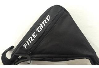 Triangulo Bolso Porta Objetos Bicicleta Fire Bird - Star Cicles