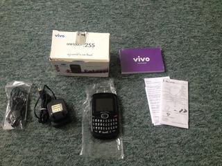 ® Alcatel One Touch 255, Caixa, Carregador, Fone -desbl #1 ®