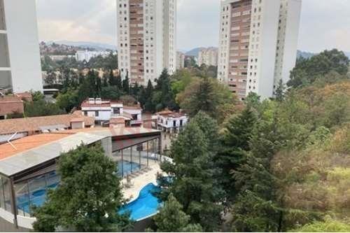 Rento Departamento En Villa Del Lago, Interlomas $22,000.00