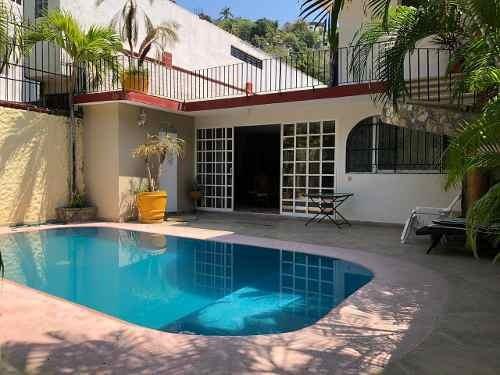 Casa En Renta Por Noche Para 20 Personas En Costa Azul Acapulco