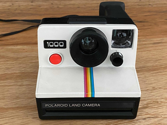 Polaroid Land Camera Onestep Rainbow 1977