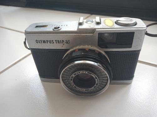 Câmera Antiga - Olympus Trip 35