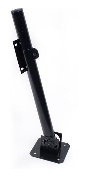 Suporte Barreira Iva Câmeras Base D/fixação Articulável 30cm