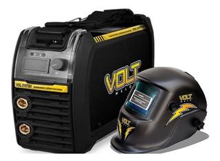Volt 210tbv Soldadora Inversor Electr 200a 110/220v C/caret