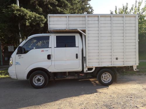 Imagen 1 de 14 de Camión Kía K2700 Doble Cabina - 6 Plazas Con Vigia Instalado