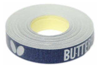 Side Tape Butterfly 12mm New Logo Azul E Prata