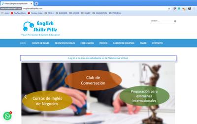 Clases De Inglés Por Videoconferencia Vía Internet