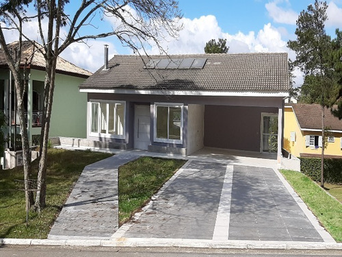 Imagem 1 de 17 de Casa Em Aldeia Da Serra - Ca00207 - 34597748