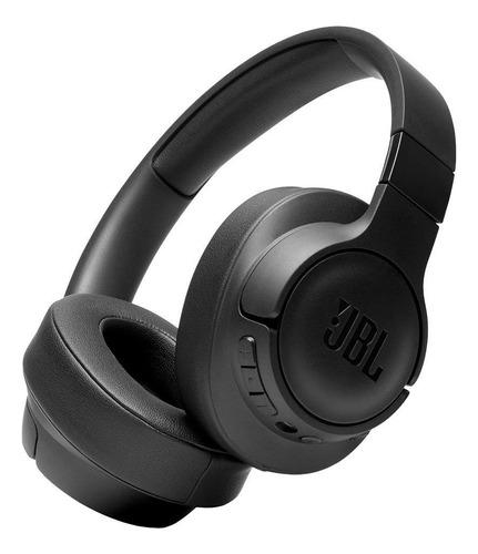 Imagen 1 de 4 de Audífonos inalámbricos JBL Tune 750BTNC black