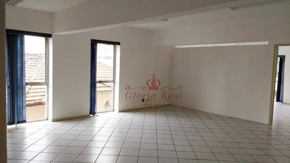 Sala Comercial Para Locação, Vila Romana - Pacote R$ 3.403,00 - Sa0004