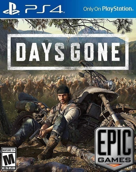 Days Gone Ps4 1 - Original 1- Vitalício Mídia Digital
