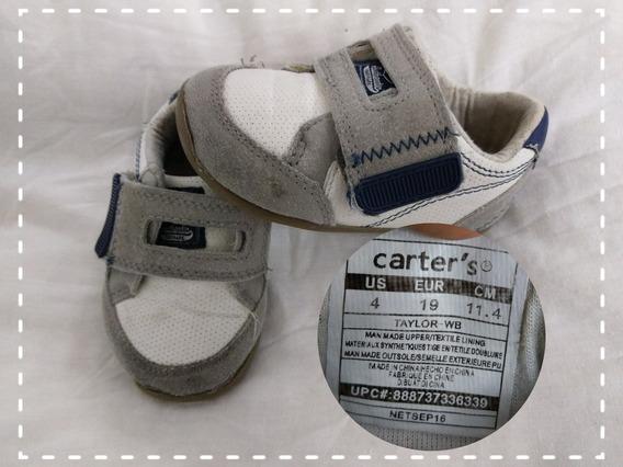 Zapatos Carters De Niño Numero 20/21