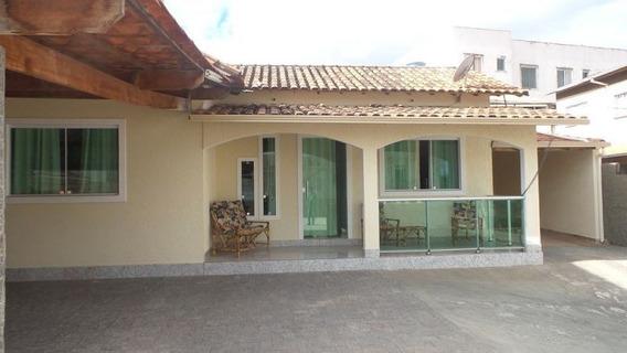 Casa Com 3 Quartos Para Comprar No Santa Mônica Em Belo Horizonte/mg - 1498
