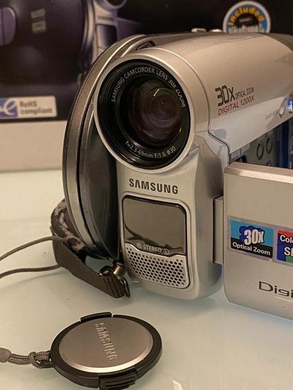 Câmera Digital Cam Samsung Sc-dc163