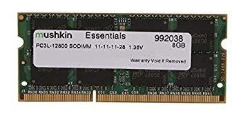 Memoria Ram Mushkin Essentials 8gb Ddr3 1600mhz Sodimm Lapto