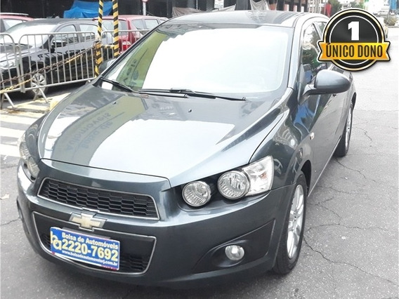 Chevrolet Sonic 1.6 Ltz 16v Flex 4p Manual