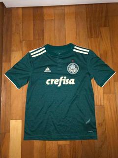 Camiseta Palmeiras Oficial 12 Anos