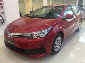Toyota Corolla Xli 1.8 Manual 0km Conc Prana