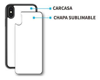 Carcasa/funda Sublimable 2d - S10 Plus