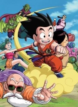 Dragon Ball - Anime Completo (153 Episódios - Dublado)