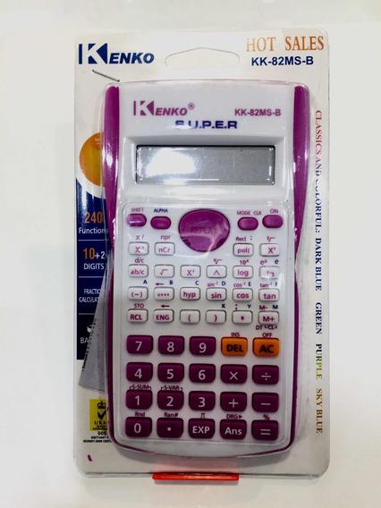 Calculadora Científica Kenko Kk-82ms-b Regalarte Tucumán