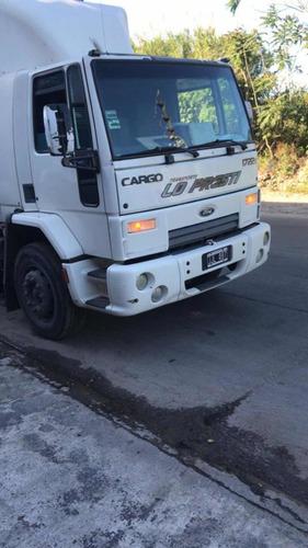 Ford Cargo 1722 Tractor Cabina Dormitorio