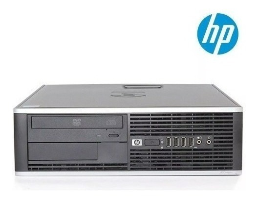 Kit Cpu Hp 8300 1155 I5 8gb 500gb Wifi + Monitor 17