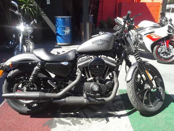 Harley Davidson Iron Xl 883 N 2017