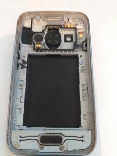 Carcaca Celular Samsung Galaxy Ace 4 G313 Completa 100%