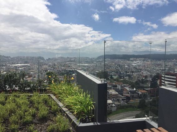 Arriendo Hermoso Departamento En El Bosque Quito