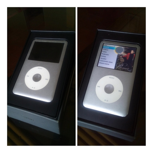 iPod Classic 120 Gb