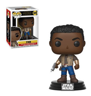 Figura Funko Pop Star Wars: Rise Of Skywalker - Finn