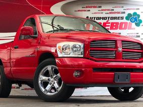 Dodge Ram Sport 2008, Poco Uso, Excelente Estado