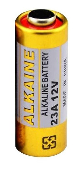 Pilha Bateria Alkaline 23a 12v 8lr932 Rpx625a Lr9 V23a G23a