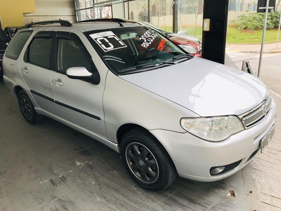 Fiat Palio Weekend Elx 1.4 8v (flex) 2007
