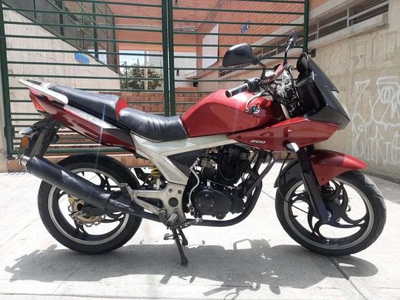 Moto Um Xtreet 200cc 2010 Barata $1.999.999 Bogota