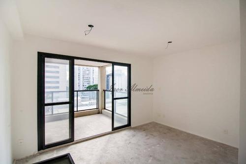 Imagem 1 de 23 de Studio Com 1 Dormitório À Venda, 31 M² Por R$ 490.000,00 - Jardim Paulista - São Paulo/sp - St0222