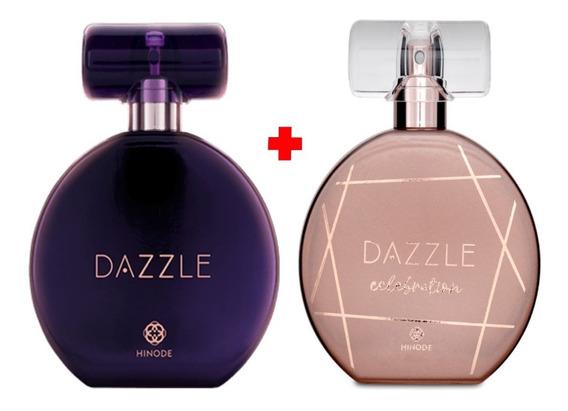 Perfume Dazzle + Dazzle Celebration Hinode Frete Gratis